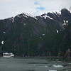 Another cruise ship that went into the Tracy Arm
