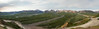 Polychrome Overlook View (13 Photo Panorama)