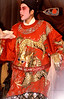 Lead Character in a Sichuan Opera; Nanchong, China