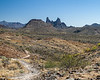 The Trail to Mule Ears