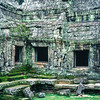 Exterior View Of Ta Prohm Temple