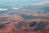 Aerial View of Outback Australia