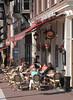 Cafe de Oude Wester Rozengracht Amsterdam Holland