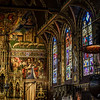 Inside of Basilica of the Holy Blood, Bruges