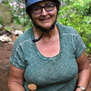 audrey in helmet
