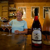 Wine tasting at Rustic Roots Winery in Cawston
