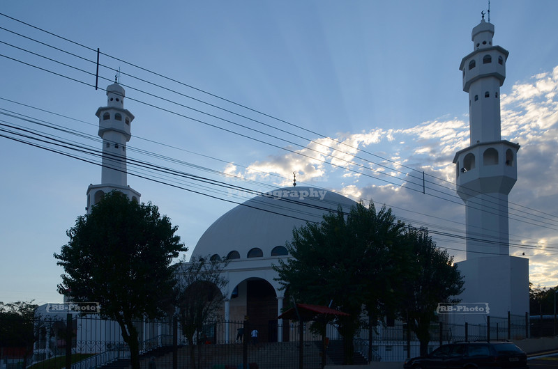 The Mosque in Foz do Iguaçu