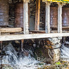 Waterwheel-powered prayer wheels, Langtang Valley trek, Nepal