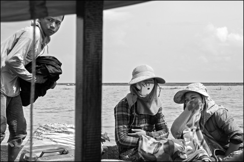 Domestic Pirates - Kampong Khleang, Cambodia