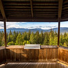 Green Mountain Viewing Tower, Wells Gray Provincial Park, British Columbia