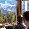 Maligne Lake boat cruise, Jasper National Park, Alberta