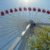 Ferris wheel at Chicago's Navy Pier.
