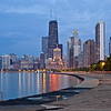Chicago Skyline.#5