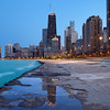 Chicago Blue Hour II