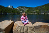 Mia at Bear Lake 2 - 2014-06-09