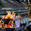 Rio Carnival Show that went from about 9:00 to 4:00am for three straight nights.
