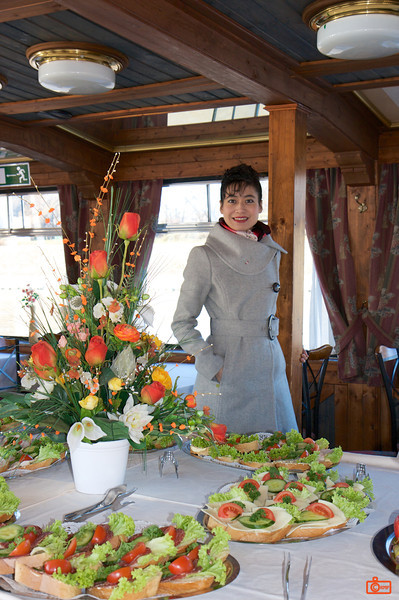 We took a cruise on the River Danube, including a light catered lunch. IMG_6256