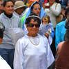 Quito street parade