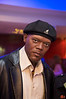 Samuel L. Jackson at Madame Tussauds Wax Museum. IMG_4664
