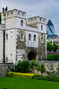 The Tower of London and the Cucumber<br /> London<br /> England<br /> UK