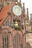 Ornamental Clock on Our Lady's Church