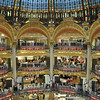 Galeries Lafayette, Paris, France. Apr, 2011.