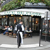 Cafe de Flore, Paris, France. Apr, 2011.