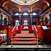 UK - Northern Ireland - Belfast - Merchant Hotel - Harmonious blend of Victorian grandeur & Art Deco inspired sleek modernity