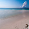 crystal clear water and beach scenes at destin and panama city florida