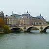 Along the Seine River