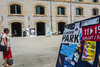 Marseille, France, Modern Art Gallery, Friches, Belles de Mai, Old Factory Buildings