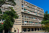 "Marseille, France, Modern Architecture ,Apartment Building, by Le Corbusier, ""La Cite Radieuse"" (1947)"