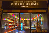 Paris, France, French Chocolate and Macaroon Shop, Pierre Herme,  in the Marais,