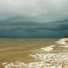 Storm Clouds over Sea Island