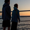 Sunset on the Endeavour