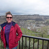 Christina and Shoshone Falls