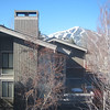 The Sun Valley condo with Bald Mountain