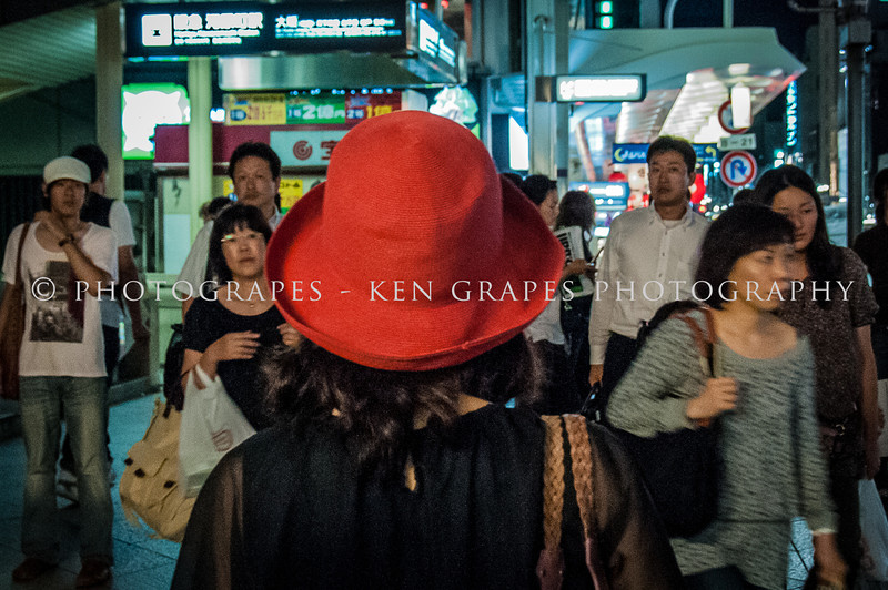 Red Hat in Kyoto