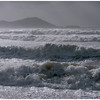 Spectacular waves at Waterville along the Ring of Kerry