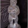 A carefully crafted grilzzly bear also valued at 30,000 Euros