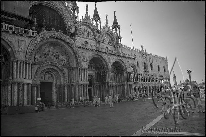 St. Mark's Basilica and Doge's Palace