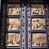 "The ""Gate of Paradise"" at the Baptistry - Florence"