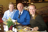August 2008: We enjoyed a second scrumptious feast at the Statler with Granddaddy!
