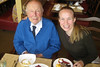 Granddaddy and I are big believers in dessert. :)