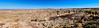 Northern New Mexico Badlands Panorama