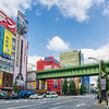 Green Bridge Across Akihabara