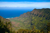 Kalalau Vally from Pu'u o Kila Lookout 6829