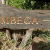 Mbega means colobus monkey and is my cottage name