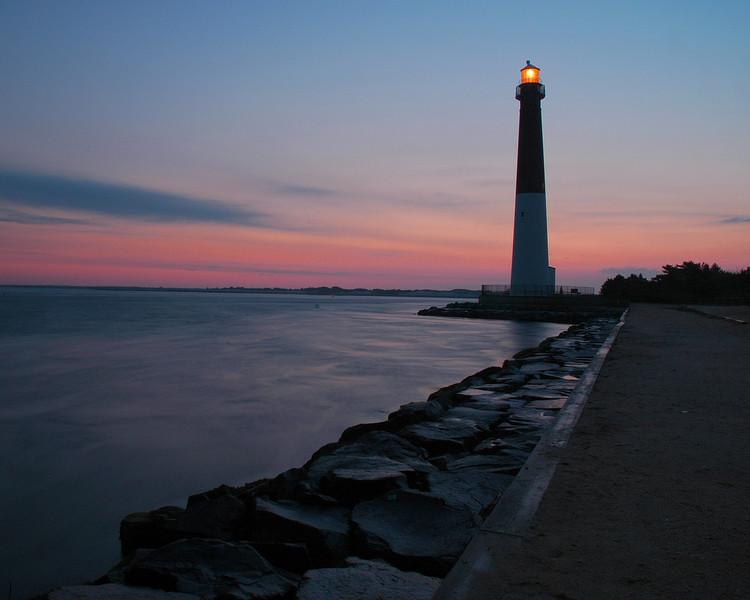 Dawn at Barnegat