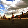 RED SQUARE, MOSCOW 1983